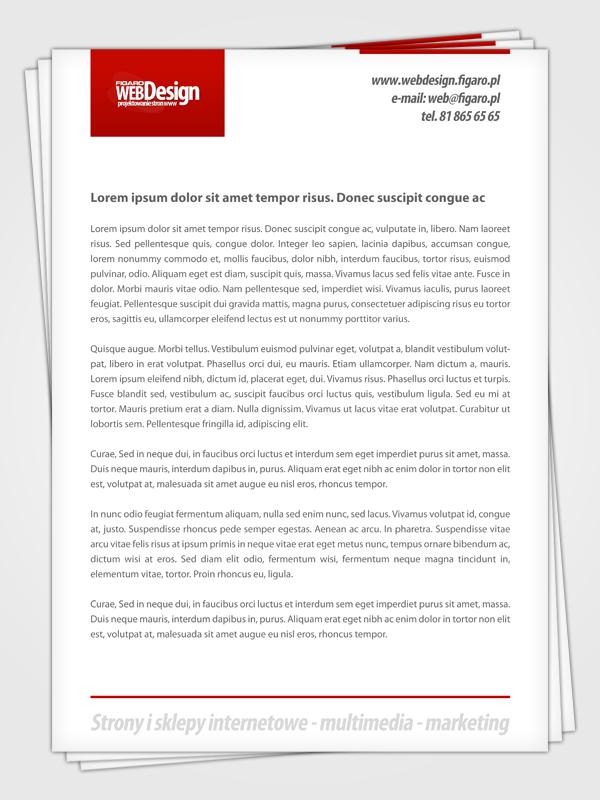 FIGARO WEB Design: Realizacja 3