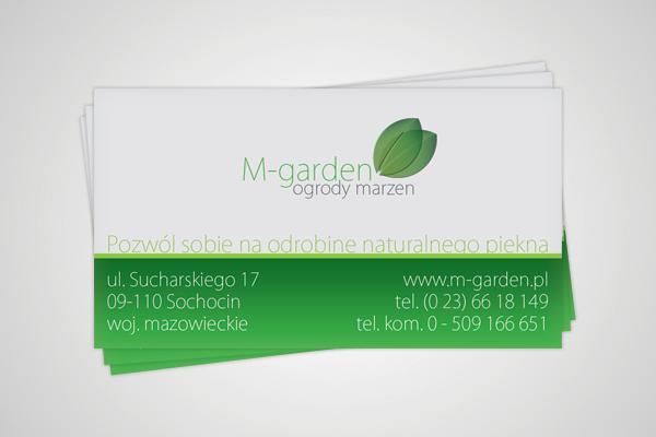 M-Garden - Ogrody marzeń: Realizacja 2