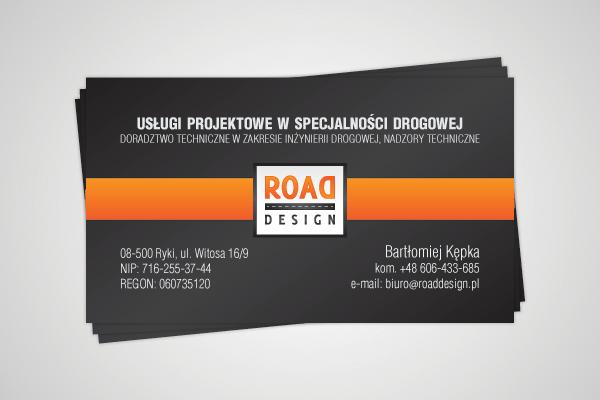 Road Design Bartłomiej Kępka: Realizacja 3